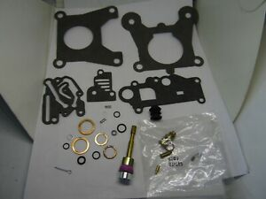 Fits 1981-1988 Toyota Tercel Carburetor Repair Kit Standard Motor Products 37423
