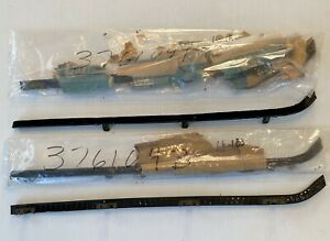 NOS 1960 1961 1962 1963 Chevy GMC All Truck Door Window Sweep Seal Kit (4) Rare