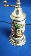 Vintage Import Ceramic Peppermill Japan Erotica.