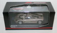 MINICHAMPS McLaren Diecast Cars