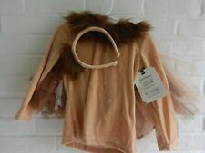 NWT Pottery Barn Kids Lion tutu dress Halloween costume Size 7/8