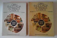 Gran enciclopedia de los trabajos caseros, 2 vols.