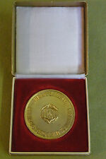 DDR Ehrenplakette - DTSB - Bezirksvorstand Schwerin