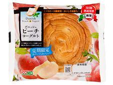 Como, Japanese Bread, Danish Peach Yogurt, Seasonal Limited, S5