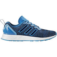 adidas Originals Mens ZX Flux Advance Running Training Sneakers Trainers - Blue