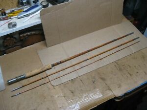 "Vintage LM Dickson 3Piece Fly Rod - 8' 2"""