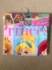 Girls Princess Bath Poncho Towel. Size 115 X 50 cms  Disney BNWT Swimming