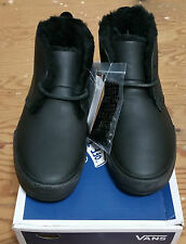 Vans Vault X North Face Chukka Black MTE LX Size 9.0 wtaps golf wang blends