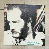 Francesco De Gregori - Viva l'Italia - LP Vinile 33 giri gatefold _ RCA 1979