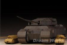Award Winner Built TAKOM 1/144 Landkreuzer P1000 Ratte Proto &Panzer VIII Maus