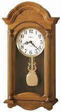 """625-282 HOWARD MILLER DUAL CHIME WALL CLOCK """"AMANDA"""" 625282"""