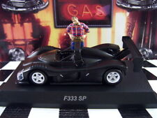 KYOSHO FERRARI F333 SP BLACK MATTE FERRARI MINICAR COLLECTION 11