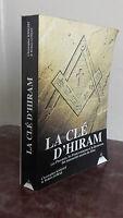 1997 Muratura La Chiave Hiram / Autografe Segreti / C.Cavaliere & Lomas / Dervy
