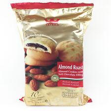 ITALIAN Taste Almond Cocoa Soft Chocolate Filling Crispy Cookies 10 Pcs 4.2 oz.