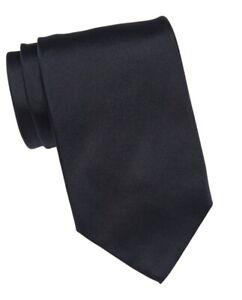 BOSS Hugo Boss Men's Solid Silk Tie MSRP $98