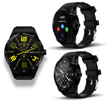 3G GSM Unlocked Android SmartWatch & Phone by Indigi - 2Core CPU - WiFi - GPS