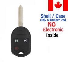 1x New Replacement Keyless Entry Remote Key Fob Case For Ford Mazda - Shell