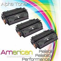 3PK CF280X 80X Black Toner Cartridge for HP LaserJet Pro 400 M401n M401dn M425dn