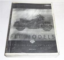 Atelier Manuel/workshop manual Harley Davidson touring FL Mod. 1999