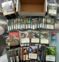 Starter Magic: the Gathering MTG Card Collection w/ Rares, Mythics + 2 Boosters!