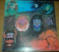 KING CRIMSON-IN THE WAKE OF POSEIDON *ANNO 1970-DISCO IN VINILE 33 GIRI * N.6