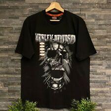 Harley Davidson Skull T-Shirt