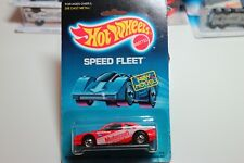 Hot Wheels 1988 Speed Fleet Thunderbird