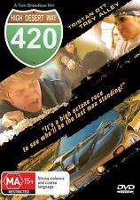 420 High Desert Way (DVD, 2012)
