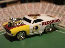 Muscle Machine Custom Washington Redskins '69 Dodge Charger 1:64 scale