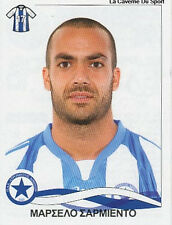 N°081 SARMIENTO # ARGENTINA ATROMITOS STICKER PANINI GREEK GREECE LEAGUE 2010