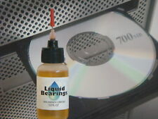 Liquid Bearings, Best 100%-synthetic oil for Sony Cd players, Please Read!