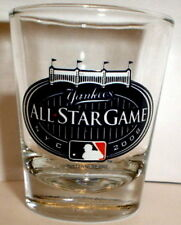 NY YANKEES YANKEE STADIUM 2008 ALL-STAR GAME shot GLASS