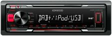 Autoradio Kenwood 1 DIN Android Radio DAB / Mp3 USB Frontale 200 W KMM-DAB403
