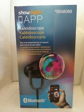 Christmas Lights LED Kaleidoscope Projector W/Phone APP Bluetooth LIGHT SHOW