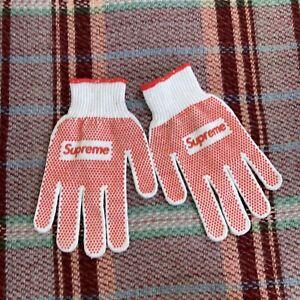 Supreme Grippy Gloves