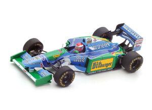 1:43 Benetton B194 Australian GP by Spark in Blue S4484