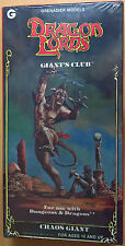 Grenadier Dragon Lords - 3506 Giant's Club Chaos Giant (Mint, Sealed)