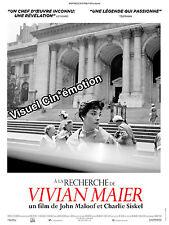 Affiche 40x60cm A LA RECHERCHE DE VIVIAN MAIER /FINDING… 2014 Documentaire NEUVE