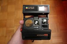 Polaroid Autofocus 660 Sofortbildkamera - Fotoaparat Kamera Instant Camera
