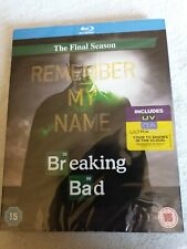 Breaking Bad - Remember My Name The Final Season Blu Ray Disc Excellent...