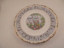 "Royal Albert Silver Birch Bread & Butter Plate 6 1/4"" Bone China"