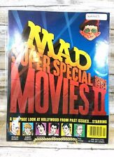MAD Magazine Special Special Spring 1984 - Movies II