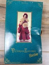 Victorian Elegance Barbie Doll 1994 NRFB #12579 Skates out on the pond! NEW!