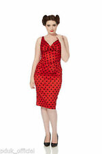 V Neck Wiggle, Pencil Party Spotted Dresses for Women