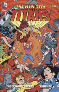 NEW TEEN TITANS TPB VOLUME 3 / REPS #17 18 19 20 TALES OF #1 2 3 4