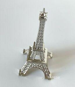 Silver Metal EIFFEL TOWER Replica - Used