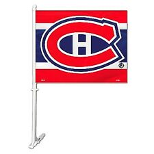 "Montreal Canadiens 12""x15"" NHL Official Licensed Car Flag"