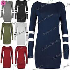 Unbranded Viscose Striped Dresses for Women