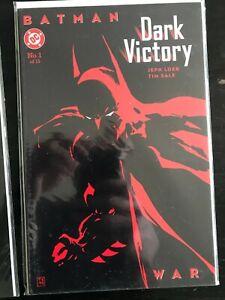 Batman: Dark Victory Complete Set!  Super High Grade!