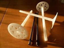 100 Stück Tellerdübel 10x 180 mm #Dämmstoffhalter VWS LIT Dämmung VWS 10 x 180